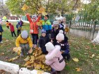 Осенний субботник в ДОУ
