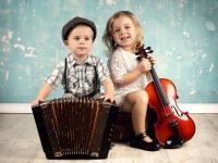 Воспитание музыкой # Оставайтесь дома