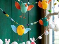 Пасхальный декор – украшаем дом вместе с детьми # дистанционное обучение