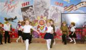 Праздничные мероприятия посвященные Дню Победы